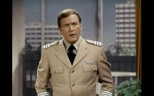 An actual television pilot