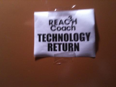 REACH Return
