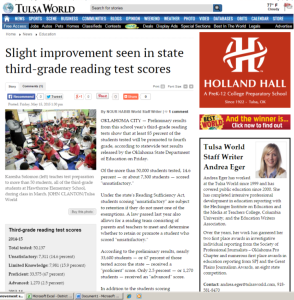 tulsa world rsa