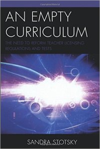 empty curriculum