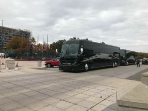 Oil and Gas Charter Buses