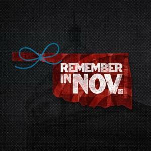 Remember in November Rally image
